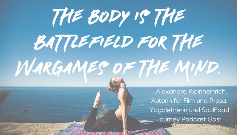 #03: Yoga Bei Essstörungen Mit Alexandra Kleinheinrich