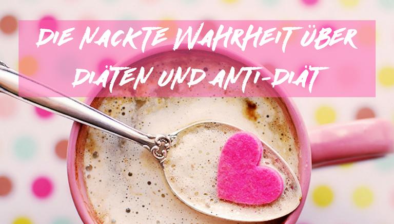 #09: Die Nackte Wahrheit über Diäten Und Anti-Diät
