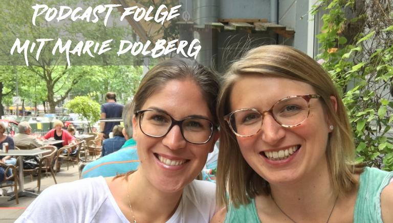 #20: Entdecke Die Göttlichkeit In Dir Und Lass Dich Von Deiner Intuition Leiten Mit Marie Dolberg