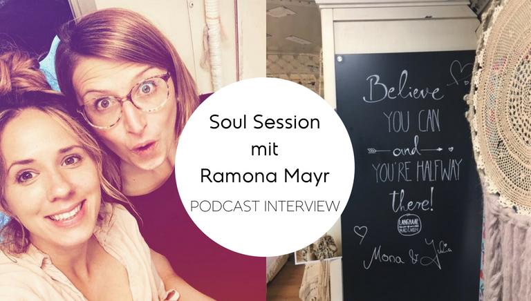 #71: Du Bist Grenzenlos, Nimm Es An! – Soul Session Mit Ramony Mayr Von Langhaarmädchen