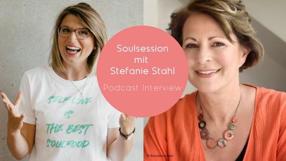 #81: Jeder Ist Beziehungsfähig! – Soul Session Mit Stefanie Stahl