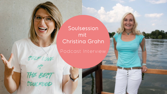 #85: Herz über Kopf! – Soul Session Mit Christina Grahn